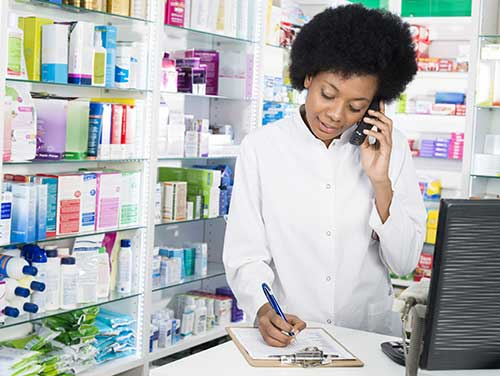 Pharmacists have the unique opportunity to help our customers manage their pain in a safe, non-addictive way.